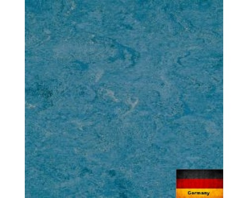 Линолеум натуральный Armstrong Marmorette 121-026 sky blue