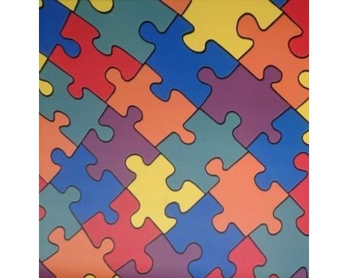 Линолеум ПВХ IVC Bingo PUZZLE 050