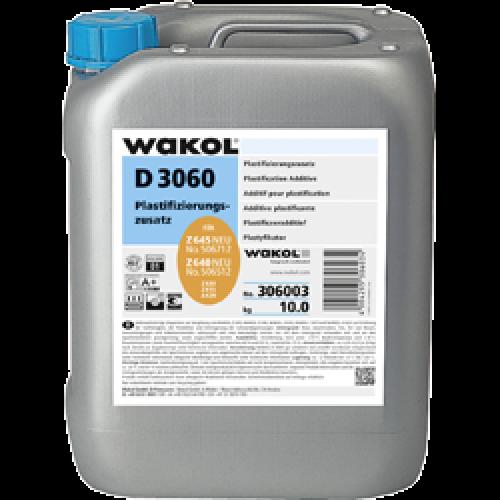 Пластификатор Wakol D 3060 Пластифицирующая добавка 10 кг