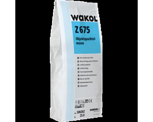 Нивелирующая масса Wakol Z 675 25 кг