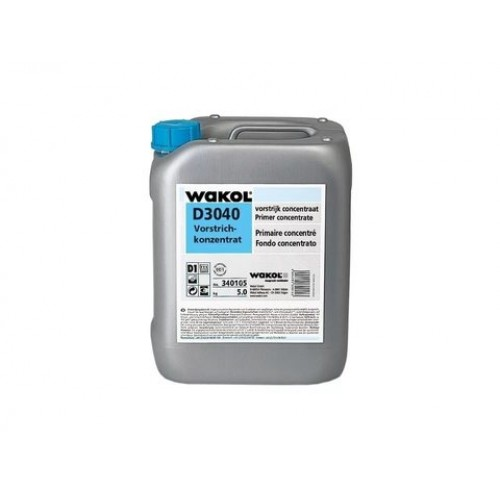 Концентрированная грунтовка Wakol D 3040 5 кг