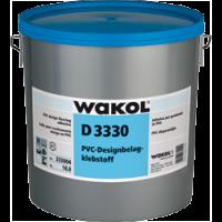 Клей WAKOL D 3330 для дизайнерских ПВХ-покрытий 10 кг