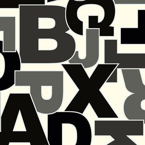 Линолеум IVC Bingo Alphabet 94