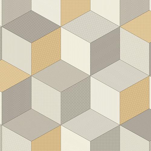 Линолеум IVC Bingo Cubes 54