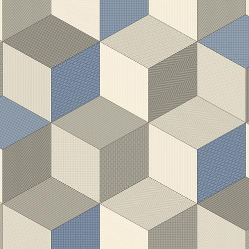 Линолеум IVC Bingo Cubes 83