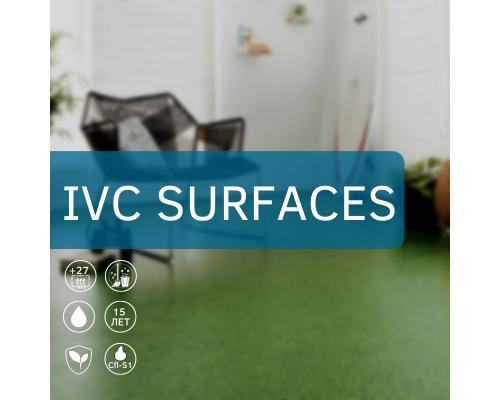 Линолеум IVC Surfaces