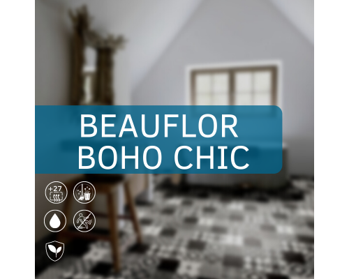 Линолеум Beauflor Boho Chic