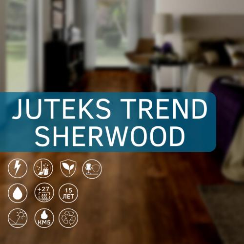 Линолеум Juteks Trend Sherwood
