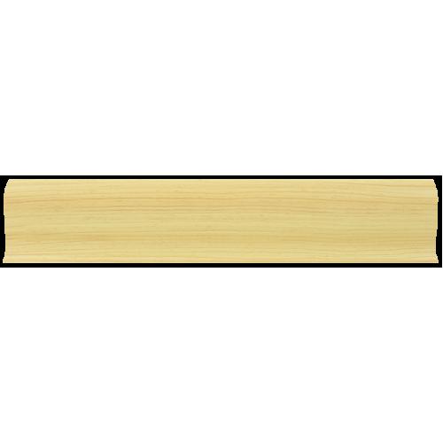 Плинтус 58мм с кабель-каналом L006