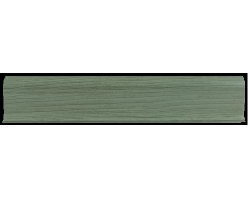 Плинтус 58мм с кабель-каналом L009