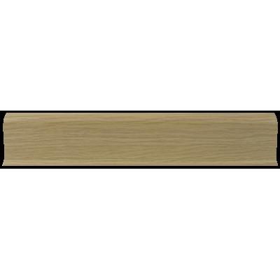 Плинтус 58мм с кабель-каналом L011