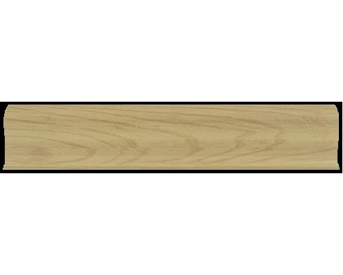 Плинтус 58мм с кабель-каналом L020
