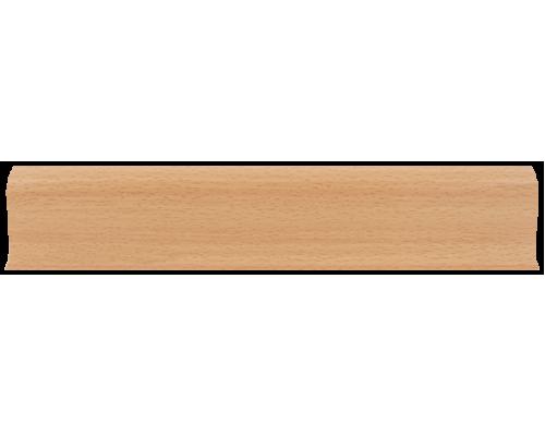 Плинтус 58мм с кабель-каналом L024