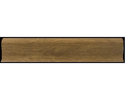 Плинтус 58мм с кабель-каналом L033