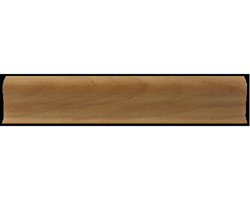 Плинтус 58мм с кабель-каналом L035