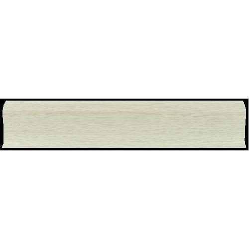 Плинтус 58мм с кабель-каналом L065