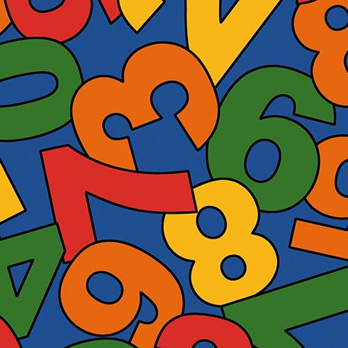 Линолеум IVC Bingo Numbers 76