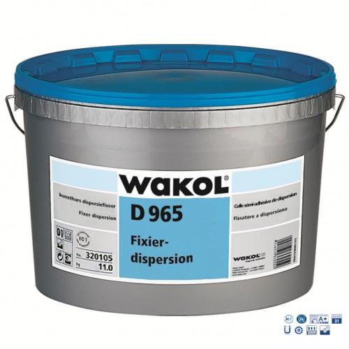 Фиксатор Wakol D 965 Для ковровой плитки 10 кг