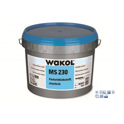 Клей Wakol MS 230 Для паркета 18 кг