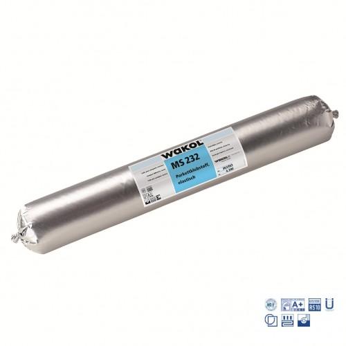 Клей Wakol MS 232-эластичный. Для паркета 7.7 кг