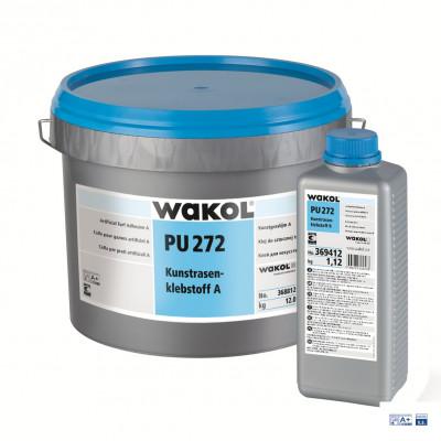 Клей Wakol PU 272 2-комп. для искусственного газона 13.12кг