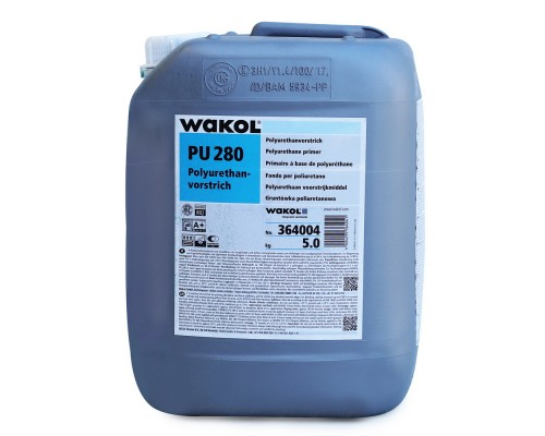 Полиуретановая грунтовка Wakol PU 280 5 кг