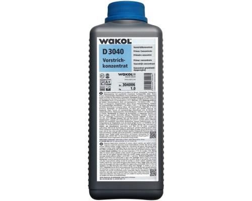 Концентрированная грунтовка Wakol D 3040 1 кг