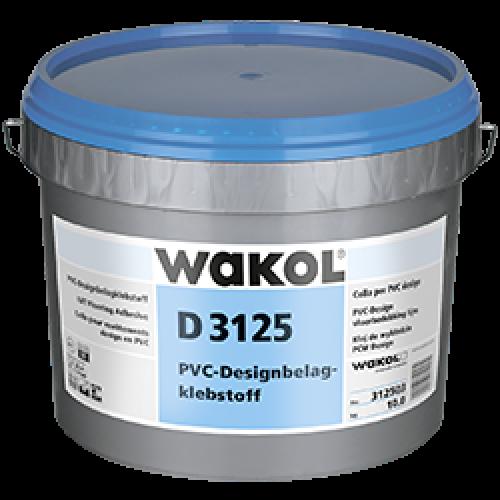 Клей для дизайнерских ПВХ покрытий Wakol D 3125 10 кг