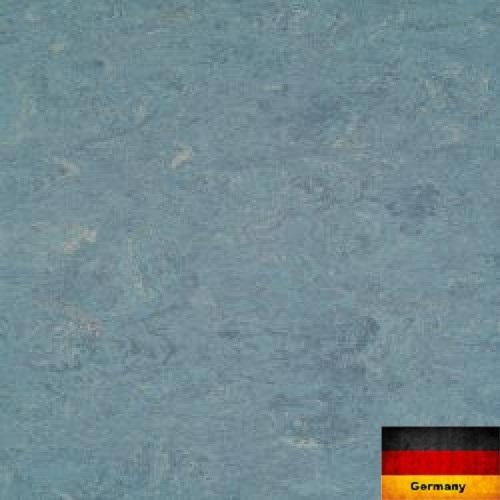 Линолеум натуральный Armstrong Marmorette 3121-023 Dusty Blue
