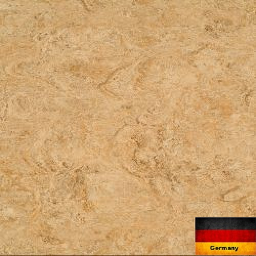 Линолеум натуральный Armstrong Marmorette 121-070 rocky brown