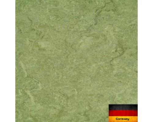 Линолеум натуральный Armstrong Marmorette 121-100 frog green