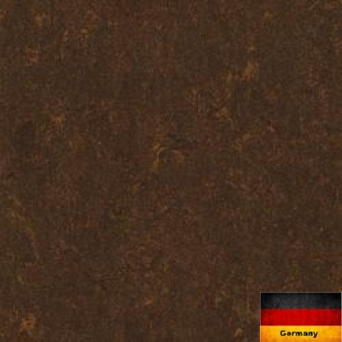 Линолеум натуральный Armstrong Marmorette 121-108 mokka brown
