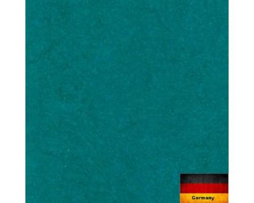 Линолеум натуральный Armstrong Marmorette 121-129 curacao petrol