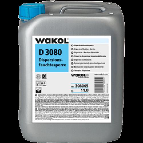 Грунт WAKOL D 3080 Дисперсное заграждение влажности 11 кг