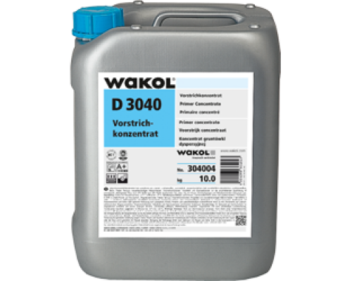 Грунт WAKOL D 3040 Концентрированная грунтовка 5 кг